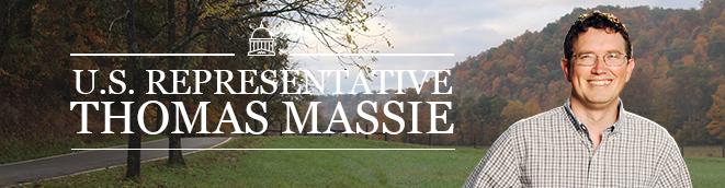 U.S. Congressman Thomas Massie